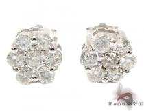 Diamond Stud Earrings TraxNYC Gift Guide
