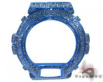 G-shock Blue Color Diamond Case G-Shock Watches