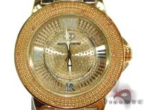 Super Techno Mens Diamond Watch M-6067 スーパーテクノ Super Techno