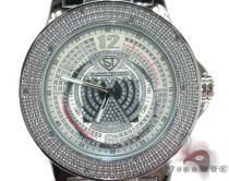 Super Techno Mens Diamond Watch M-6084 スーパーテクノ Super Techno