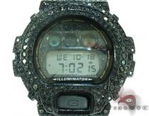 Black Gold G-Shock Illuminator Case Watch DW-6900 G-Shock G-ショック