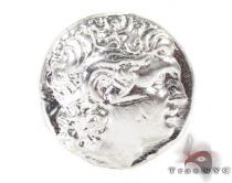 Sterling Silver Coin シルバーペンダント