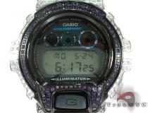 G-Shock Two Color CZ Case Watch DW-6900 G-Shock