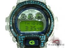 G-Shock Two Color CZ Case Watch DW6900SB G-Shock