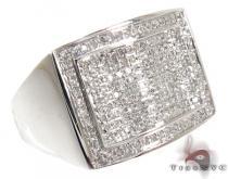 Watchtower Diamond Ring Stone