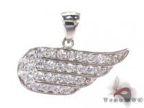 Angels Wing Diamond Pendant ダイヤモンドペンダント