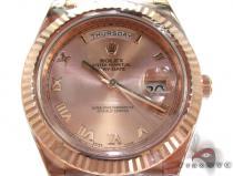 Rolex Day-Date President Rose Gold 218235 ロレックス ダイヤモンド コレクション