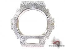 G-Shock White Color CZ Case 27262 G-Shock