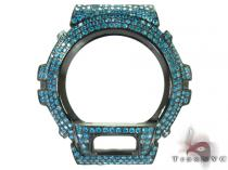 G-Shock Blue Color CZ Case 27266 G-Shock G-ショック
