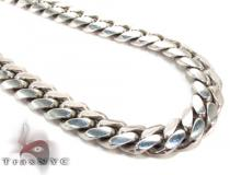 Miami 10K Gold Chain 26 Inches, 10mm, 185.1 Grams Gold Chains