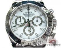 Rolex Daytona Steel Watch 116520 ロレックス ダイヤモンド コレクション
