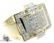 Constantine Diamond Ring Mens Diamond Rings