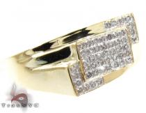Memory Ring Mens Diamond Rings
