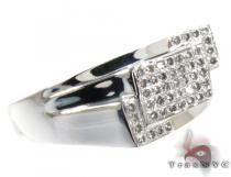 Memory Ring 2 Mens Diamond Rings