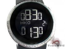 Digital Gucci Diamond Watch YA114202 Gucci グッチ
