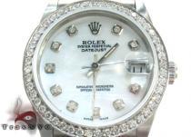 Rolex Datejust Steel 178384 MDJ