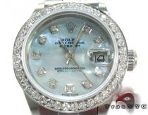 Rolex Datejust Steel 179179 Ladies Rolex Collection