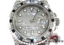 Rolex GMT-Master II Steel ロレックス ダイヤモンド コレクション