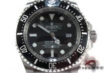 Rolex Deepsea Sea-Dweller Steel 116660