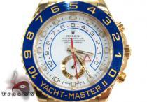 Rolex Yacht-Master II Yellow Gold 116688 ロレックス ダイヤモンド コレクション