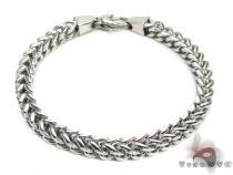 Stainless Steel Franco Bracelet 27804 Stainless Steel Bracelets
