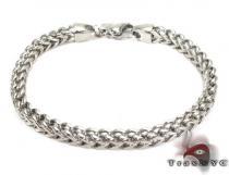 Mens Stainless Steel Bracelet 21451 ステンレススティール ブレスレット