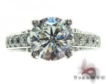 Custom Diamond Wedding Ring ダイヤモンド 婚約 結婚指輪