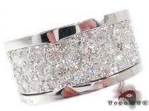 Trax Ultra Band Mens Diamond Rings