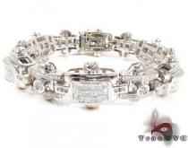 Offense Diamond Bracelet Mens Diamond Bracelets