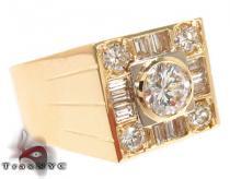 Custom Diamond Ring メンズ ダイヤモンド リング