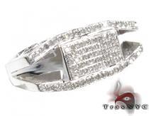 Prong Diamond Ring 28141 Stone