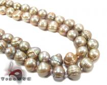Silver Pearl Necklace 28146 パールネックレス