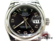 Rolex Datejust Steel 179160 Ladies Rolex Collection