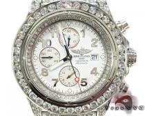 Breitling Super Avenger Fully Diamond Watch Breitling