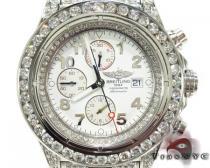 Breitling Super Avenger Fully Diamond Watch Breitling