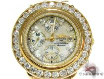 Breitling Diamond Bezel Yellow Gold Watch ブライトリング Breitling