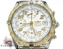 Breitling Diamond Bezel Watch ブライトリング Breitling