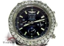Breitling Blackbird Diamond Bezel Watch Breitling