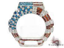 G-Shock Silver American Flag Case G-Shock Watches