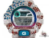 G-Shock G-Lide Classic Watch GLX6900-7 with American Flag Case G-Shock Watches