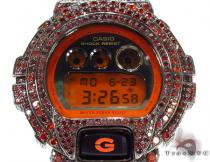G-Shock Watch DW6900MS-1 with Zebra Pattern Case G-Shock