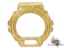 G-Shock Yellow Color CZ Case G-Shock Watches