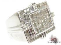 Invisible Diamond Ring 28852 Stone