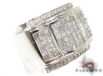 Invisible Diamond Ring 28855 Stone