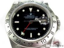 Rolex Explorer II Steel 16570 BKSO ロレックス ダイヤモンド コレクション