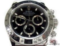 Pre-Owned Rolex Daytona Steel 116520