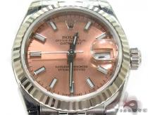 Rolex Datejust White Gold and Steel 179174 Ladies Rolex Collection