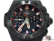 Hublot King Power Foudroyante Black Magic Watch Hublot ウブロ