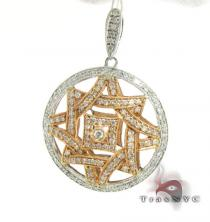 Empire XL Pendant Diamond Pendants
