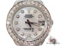 Rolex Datejust Steel 179384 Ladies Rolex Collection